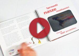 materialy video drukarnia amk