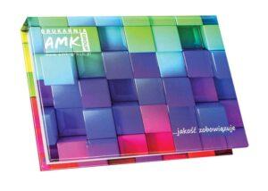 Przybornik na biurko - drukarnia AMK