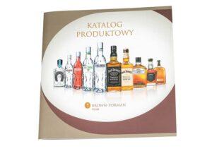 Folder reklamowy - drukarnia AMK Group