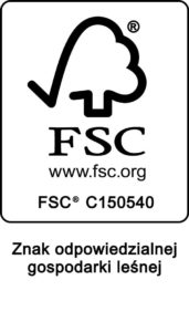 certyfikat fsc logo