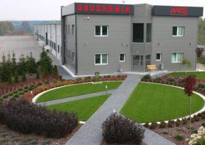 Drukarnia AMK Group - siedziba firmy